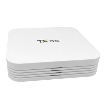 TX95 Умные телевизоры Box Amlogic S905X 4 ядра Процессор Android 6.0 2.4 ГГц + 5.0 ГГц Wi-Fi 4 К Bluetooth 4.0 Мини-ПК Smart Media Player