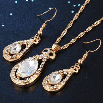 Модные украшения дамы necklace027