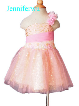 Baby girl pageant dress девушка брендовая одежда baby girl party dress и одежда девочка E031
