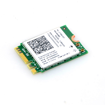 Новый для Intel Беспроводной-AC 3165NGW 433 Мбит/с Wi-Fi и Bluetooth 4.2 M.2 PCIe адаптер S0P51 T61